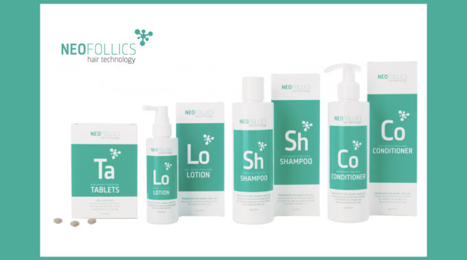 Productos Neofollics Hair Technology