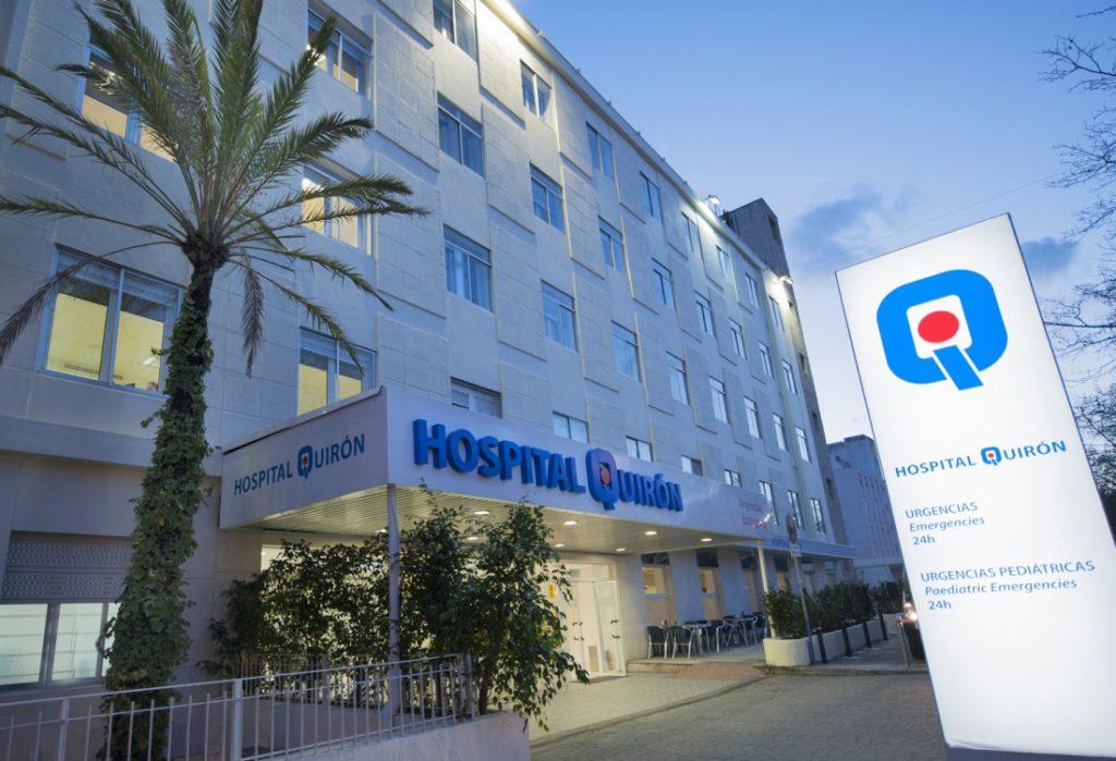 Hospital Quirón en Márbella