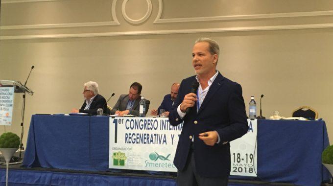 I Congreso Internacional De Medicina Regenerativa