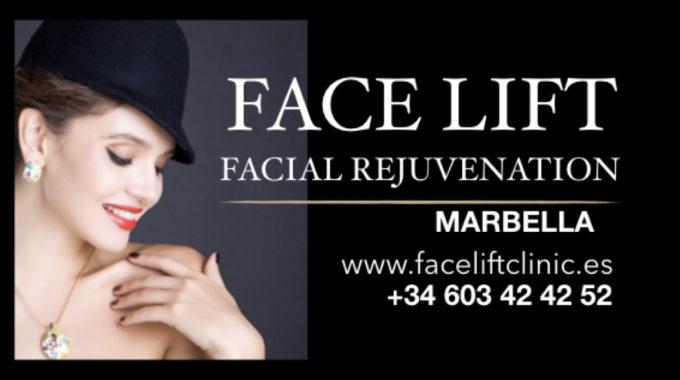 Rejuvenecimiento Facial Face Lift